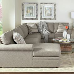 Rowe Furniture Brentwood Sectional u0026 Reviews | Wayfair : rowe brentwood sectional - Sectionals, Sofas & Couches