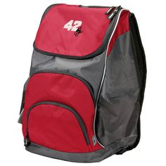 Kyle Larson Antigua Action Backpack - Red