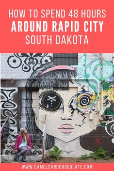 While South Dakota is mostly famous for Badlands National Park and Mount Rushmore, there is so much more to do in the state, especially in and around Rapid City in western South Dakota. Find out the best things to do in South Dakota, other than the big attractions. | Camels & Chocolate #southdakota #rapidcity Usa Travel Guide, Travel Usa, Travel Tips, Budget Travel, Travel Guides, Rapid City South Dakota, Iloilo City, Us Road Trip, Travel Reviews