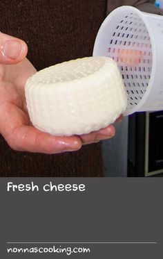 Fresh cheese | A fresh cheese is a young cheese that has not be heat treated to the same extent as hard cheese, and prepared in a way that retains a lot more moisture. It relies solely on the quality and flavour of the fresh milk it is produced from. When a hard cheese is made, it's heated to a much higher temperature to cook the curds further. This caramelises the lactose, bringing out more sweet nutty flavours. The curds are then cut further to remove more moisture and are matured…