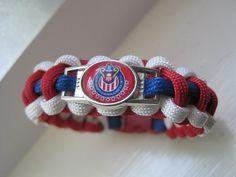 Chivas (Soccer Team) Paracord bracelet $10