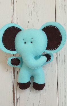 Make a Cute Felt Elephant | Guidecentral