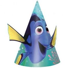 Finding Dory Party Supplies, Finding Dory Party Hats, Favors