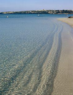 Playa de Es Pujols, Formentera, Spain