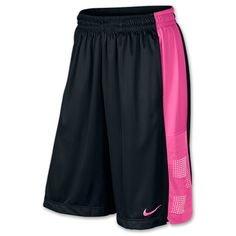 Men's Nike Elite Kentucky Basketball Shorts| FinishLine.com | Black/Pink Foil