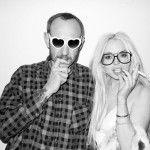 Terry Richardson x Lindsay Lohan (LA's Chateau Marmont)
