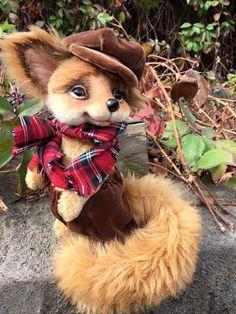 Mr. Fox By Sadovskaya Tatiana - Bear Pile