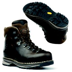 Zamberlan 1023 Latemar NW. Handcrafted Italian boots