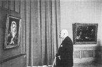 Im Dahlemer Museum, Henry Kahnweiler von Max Jacoby