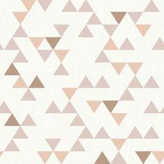 Un3104-Unplugged-Geometrico-Triangulos-Beige-De-Cobre-Peach-Galerie-Wallpaper