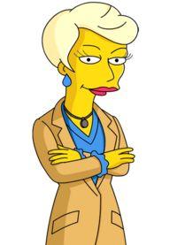 Lindsey Naegle - Simpsons Wiki - Wikia