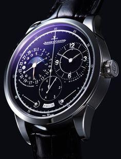 Jaeger-LeCoultre Duomètre. Groom's watch