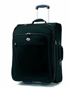 American Tourister Luggage Splash 29 Upright Suitcase, Black, 29 Inch American Tourister. $79.99