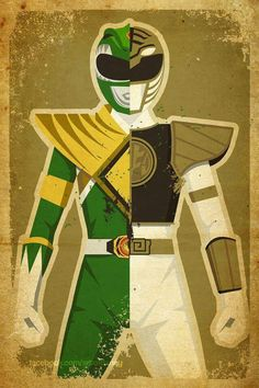 The Best Ranger ever!!