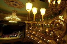 The Teatro La Fenice, Venice is one of the most famous theatres in Europe World Theatre, Dupont, World's Most Beautiful, Concert Hall, Vatican, Venice, Opera House, Buildings, Europe