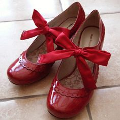 Red Shoes | Flickr - Photo Sharing!