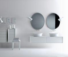 Miroirs de salle de bain | Cocò | Falper | Paola Navone. Check it out on Architonic