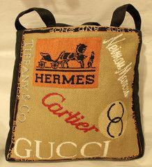 Tote Bag w/Gusset
