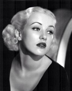 Betty Grable.