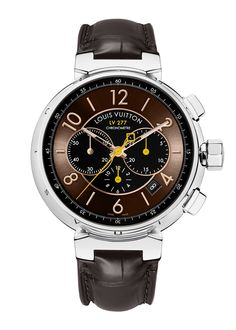 I mean this Louis Vuitton Tambour LV277 watch ain't bad either..just not currently in my price range