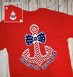 JULY 4TH MONOGRAM Shirt, Flag Shirt, America, Patriotic Shirt, Red White and Blue by CuteSouthernGifts on Etsy https://www.etsy.com/listing/504928514/july-4th-monogram-shirt-flag-shirt