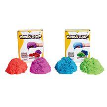 Colored Kinetic Sand™ - Set of 4