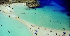 If you're only going to Europe once in your lifetime, choose Ayia Napa, Cyprus! (best party place)