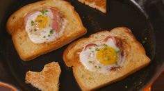 """This Egg-In-A-Heart Breakfast Is The Sweetest Way To Say """"I Love You"""""""