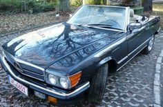 1986 Mercedes-Benz, 560SL Here is my very nice and solid Mercedes SL560 converteble. It is compleed original and without any rust. Hart- and Soft-top are greate. A proffesional garage had just made a compleed tecnical check. Engine, gearbox, breakes, all fluids, filters....  The leather seats are new. If you are interested I can ad rear seats for two additional persons.  The car comes with the s ..  http://www.collectioncar.com/detailed.php?ad=46837&category_id=1