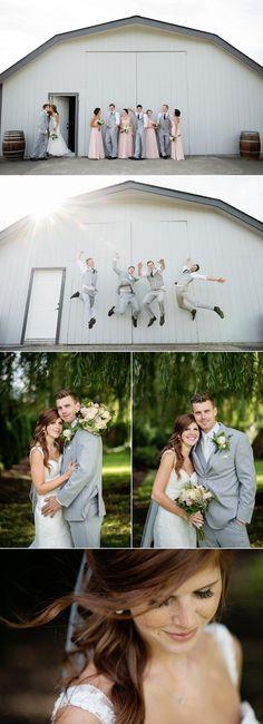 Triple Swaan Nursery Wedding │ Angie & Alex » Urban Fig Photography