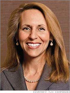 Carol M. Meyrowitz, President, CEO and director of TJX Companies