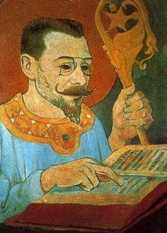 The Athenaeum - Portrait of Paul Ranson (Paul Serusier - )