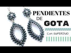 PENDIENTES Y COLGANTE DE ARBOLITOS DE NAVIDAD CON SUPERDUO - YouTube