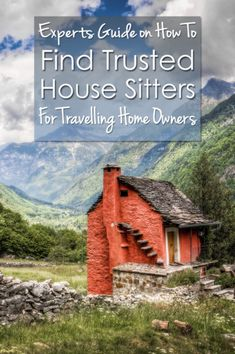 Are you a home owner and occassionaly need to travel? Consider house and pet sitters for your home! But where to find trusted house sitters? Read my guide. Pet Travel, Solo Travel, Travel Usa, Travel Advice, Travel Tips, Budget Travel, Travel Articles, Travel Info, Travel Hacks