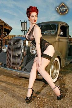 Varga Pinup #rockabilly #pinupartsource