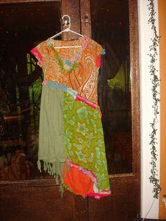 PRAIRIE BOHEMIAN dress....size by PrairieChildDesign on Etsy, $145.00