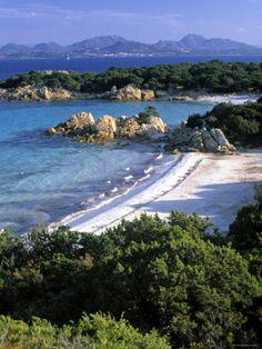 Capriccioli, Nr. Oblia, Sardinia, Italy Photographic Print by Peter Adams at eu.art.com