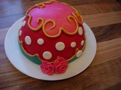Tiny Oililly cakes