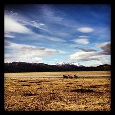 Donoso Horseback Ride in Patagonia.