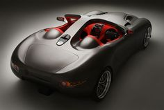 Trident Iceni: sports car with truck-diesel