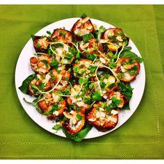 Easy Sweet Potato Medallions.  #nutiva #glutenfree #dairyfree #chef_shanna http://www.nutiva.com
