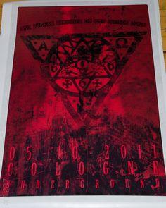 Logo, artwork, design, grafik, Poster, The Devil's Blood   Peter Möller