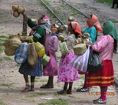 the Tarahumara of northern Mexico (native people)