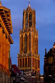 Climbing the Dom (Utrecht)