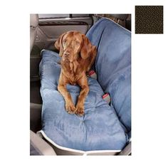 Bowsers Diamond Series Microvelvet Luxury Back Seat Cover -- Read more at the image link.