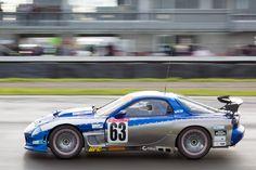 V8 powered Rx7