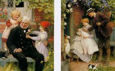 Percy Tarrant, British Illustartor (1881-1930)