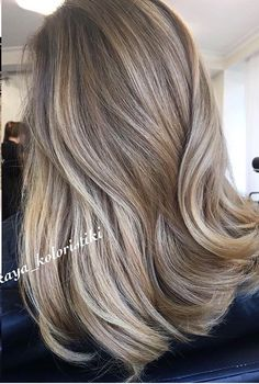 "Blonde Haare – Montag Abend Gruß ashy, , Summer Hairstyles, "" ashy Source by lenaschwarting… Ashy Balayage, Hair Color Balayage, Hair Highlights, Ombre Hair, Natural Blonde Hair With Highlights, Blonde Bayalage Hair, Natural Blonde Balayage, Ashy Hair, Dark Ash Blonde"