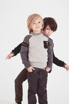 Jean Bourget Rugby Sweater for Back-to-School from Mini Ruby