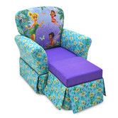 Found it at Wayfair - Disney's Kid's Rocking Chair and Ottoman Set